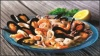 Antipasto di Mare marinated in Lemon and EVOO