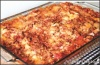 Meat Filled or Vegetable Lasagna